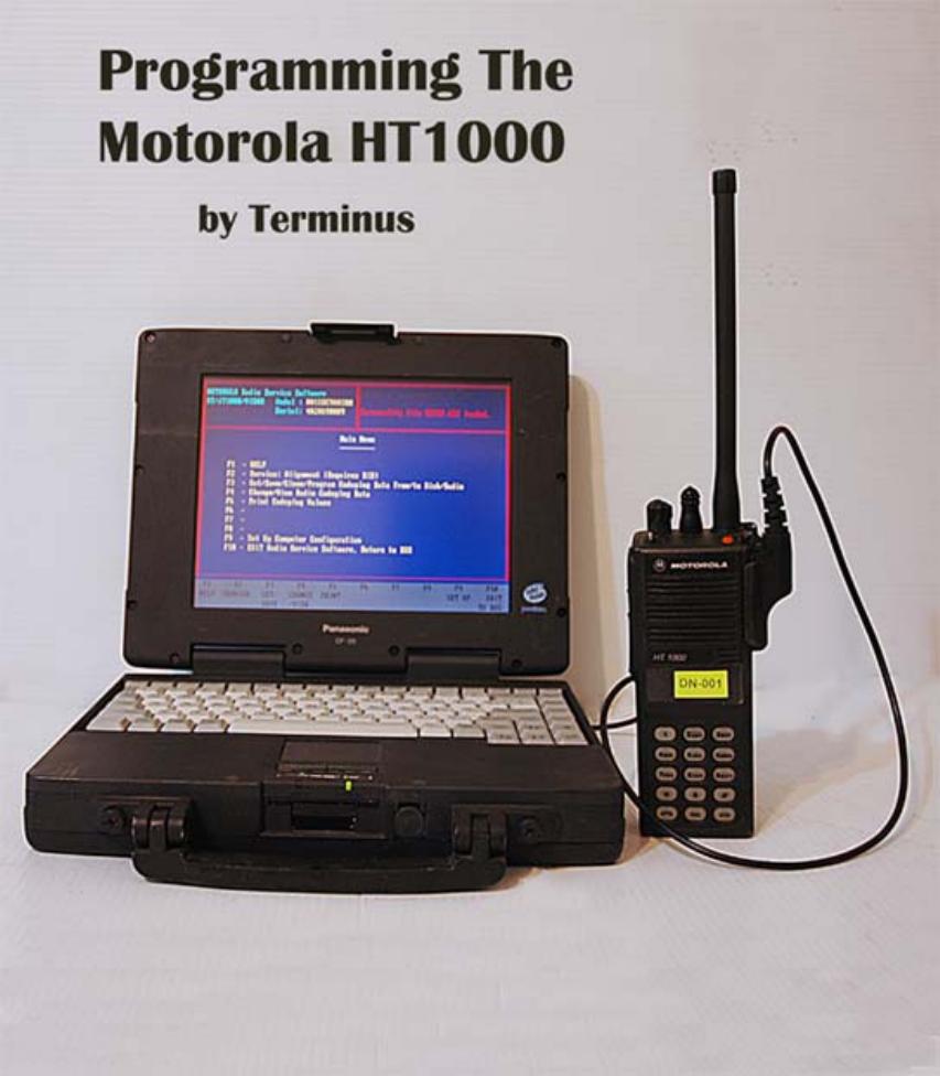 motorola ht1000 Programming Service