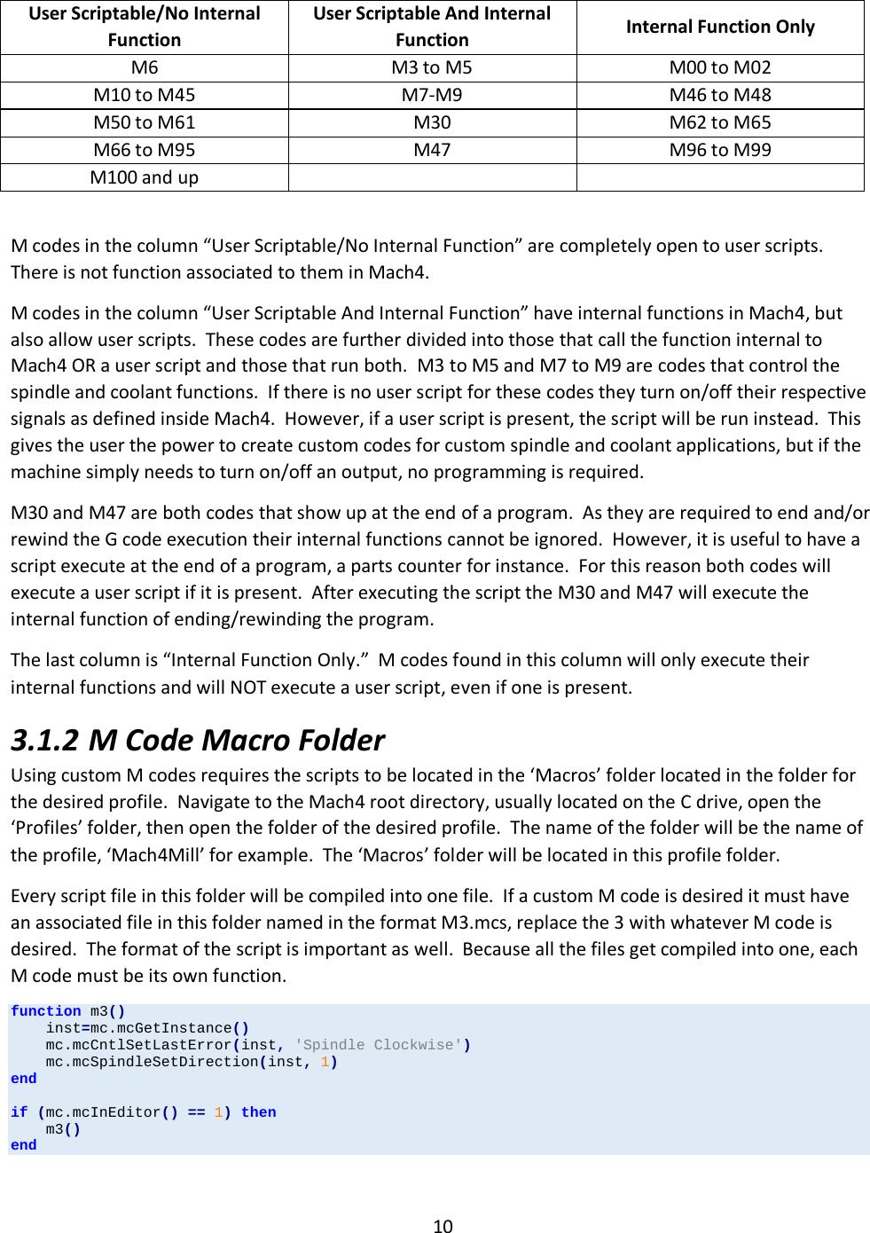 Mach4 Scripting Manual