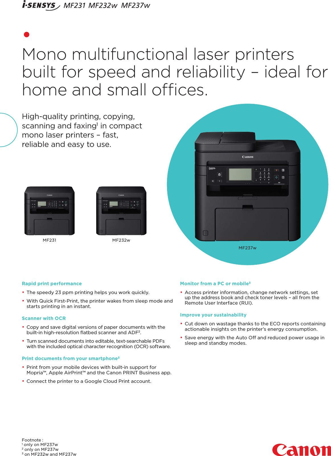 canon mf232w scan utility download