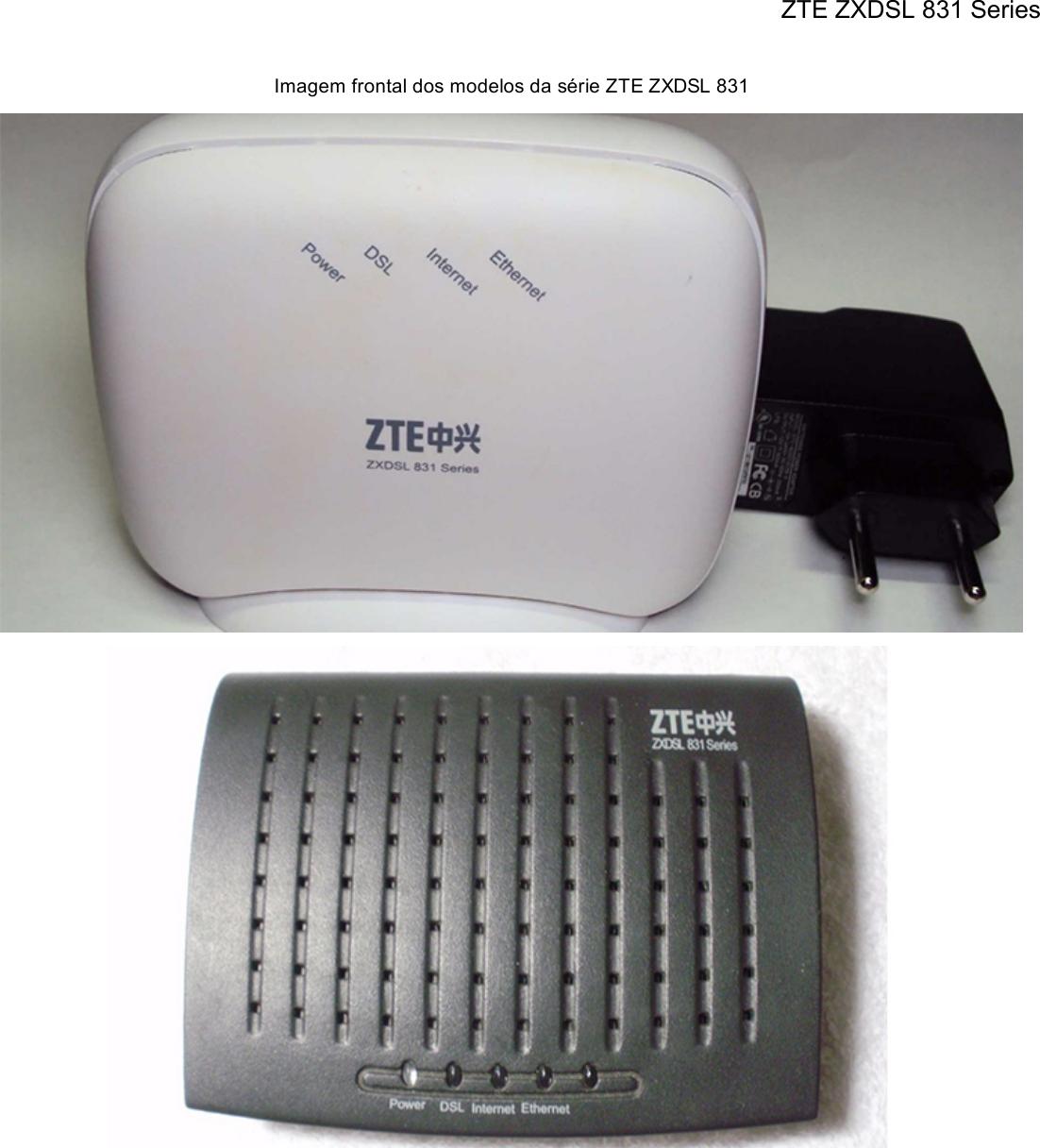 MODEM ZTE ZXDSL 831AII WINDOWS 7 DRIVERS DOWNLOAD (2019)