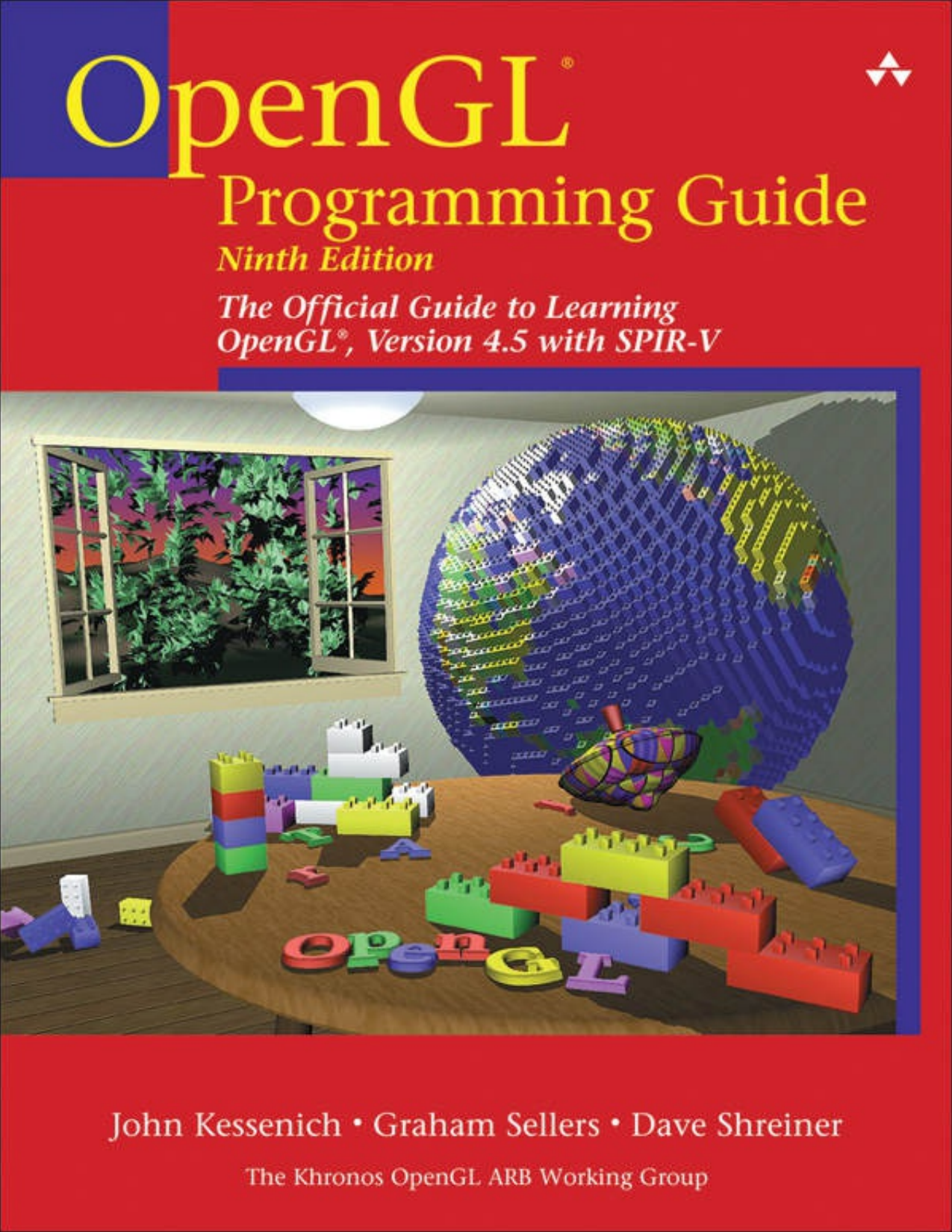 OpenGL Programming Guide: The Official Guide To Learning OpenGL