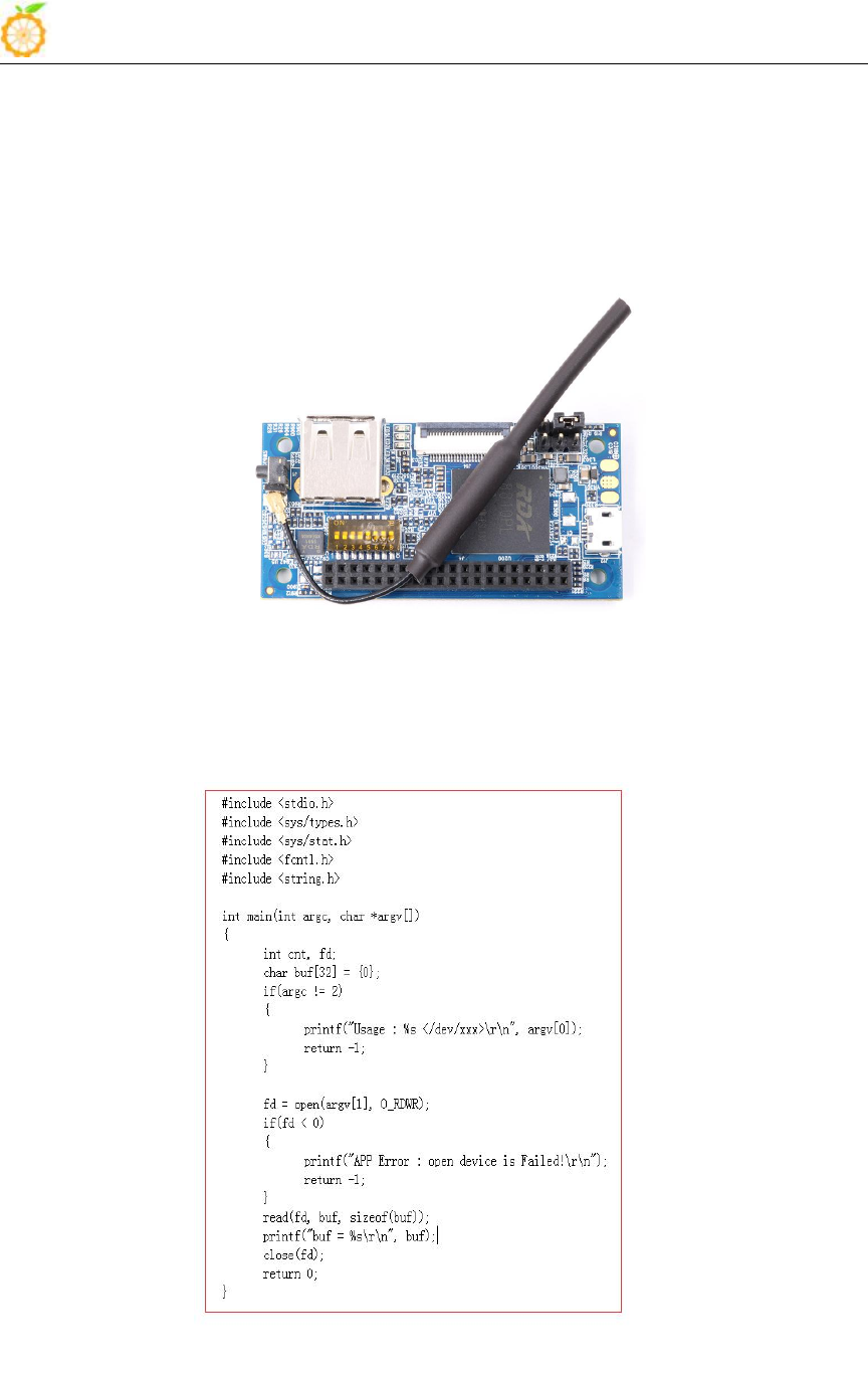 Orange Pi I96 User Manual V091 Wiringpi H Copy Right By Shenzhen Xunlong Software Co Ltd
