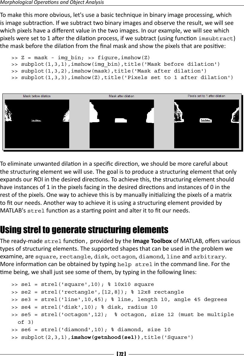 Packt Pub Visual Media Processing Using MATLAB Beginners