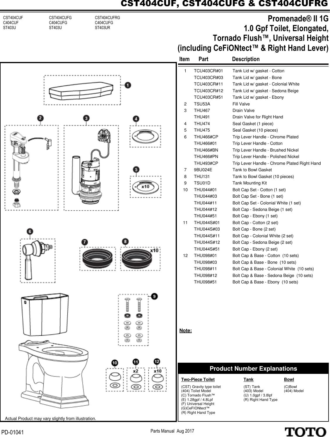 pd 01041 cst404cufg rh usermanual wiki Repair Kit Toilet Handicap Toilets
