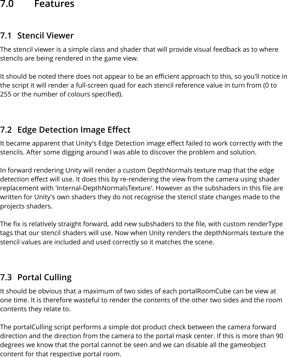 Portal Room Cube Guide