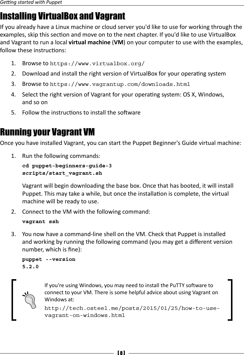 Puppet 5 Beginners Guide 3rd Edition