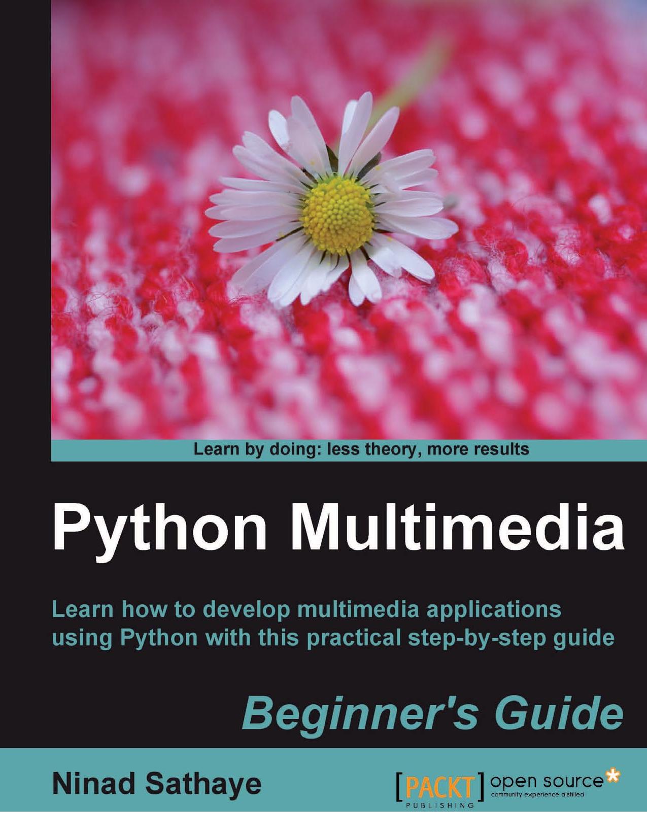 Python Multimedia:Beginner's Guide Multimedia Beginner's (2010)