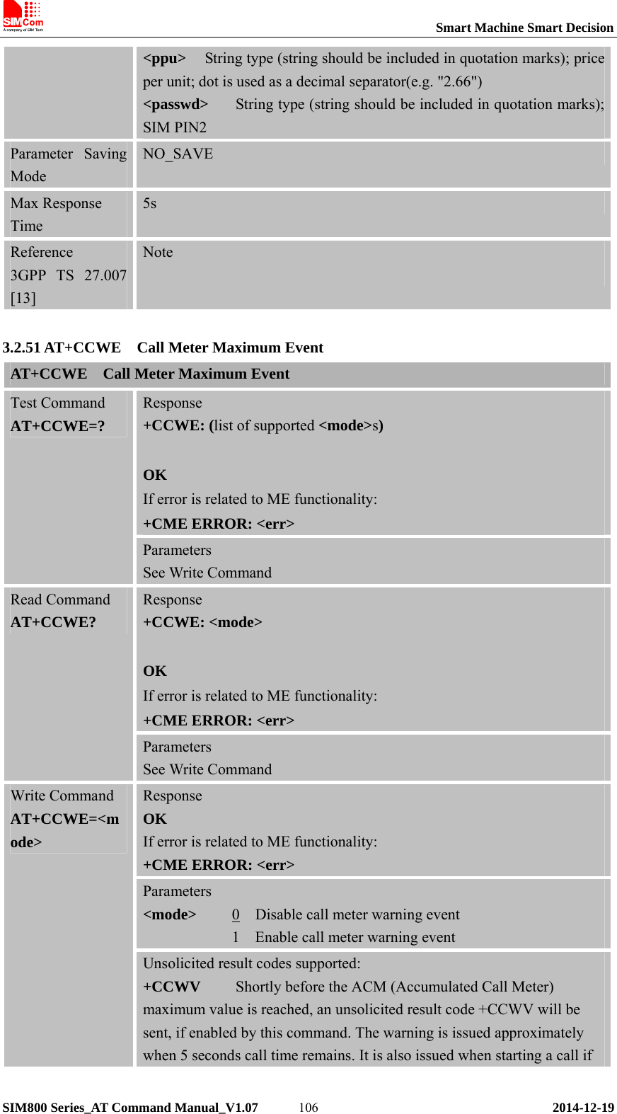 Name: SIM800 Series AT Command Manual V1 07