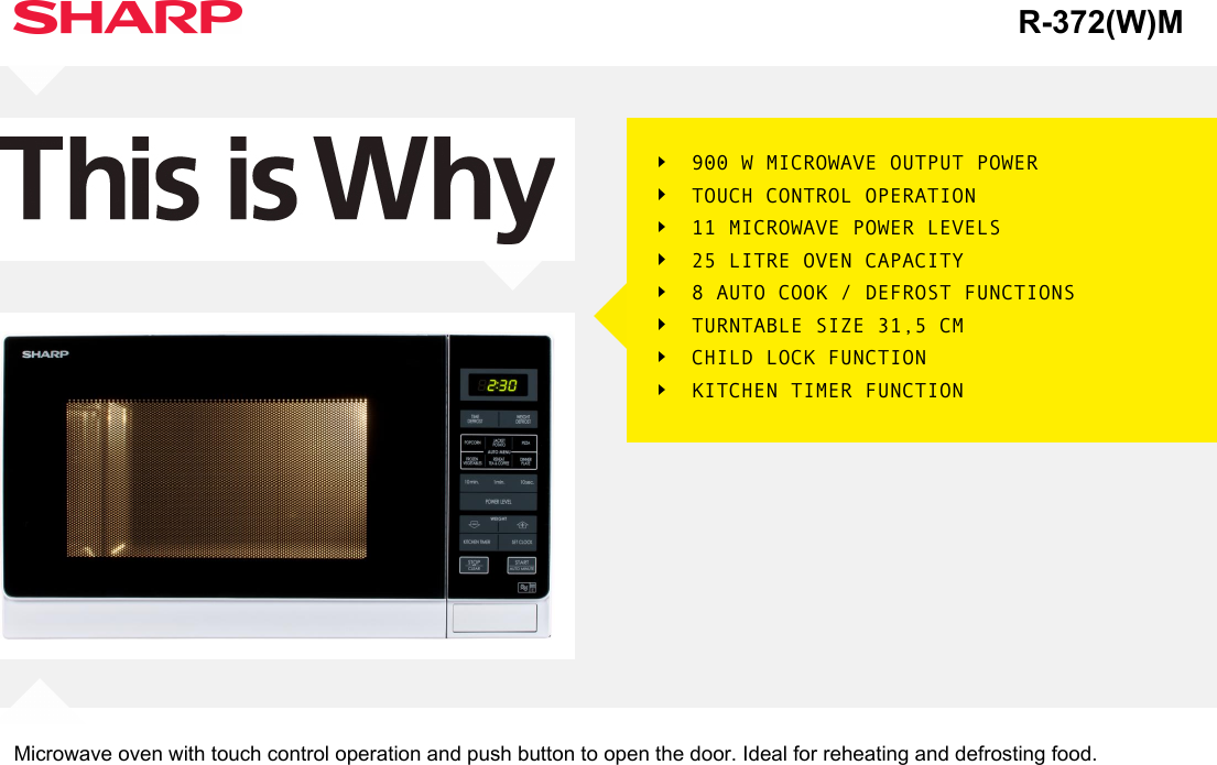 Microwave Oven Size Chart Bestmicrowave