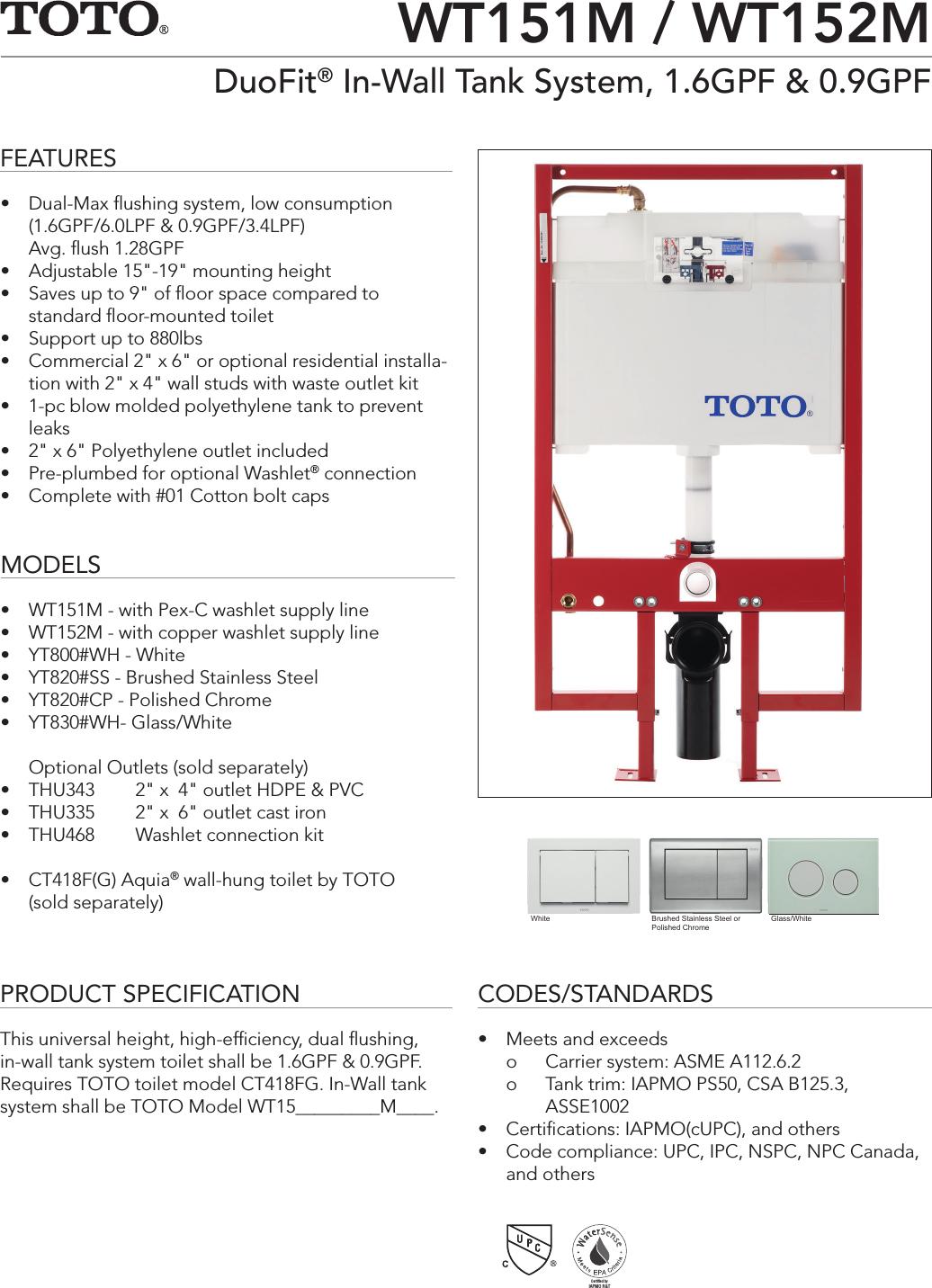 ss 00545 wt151m wt152m rh usermanual wiki Handicap Toilets Universal Toilet Kit