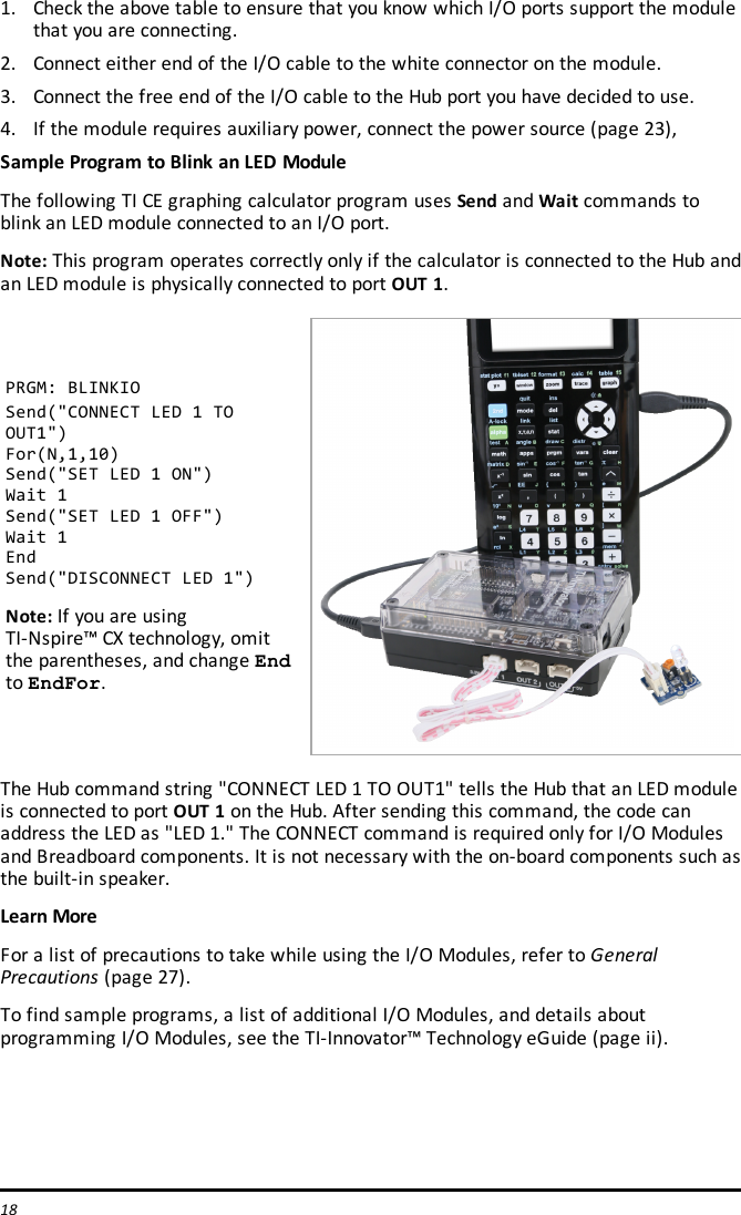 My TI Innovator™ System Getting Started Guide (English