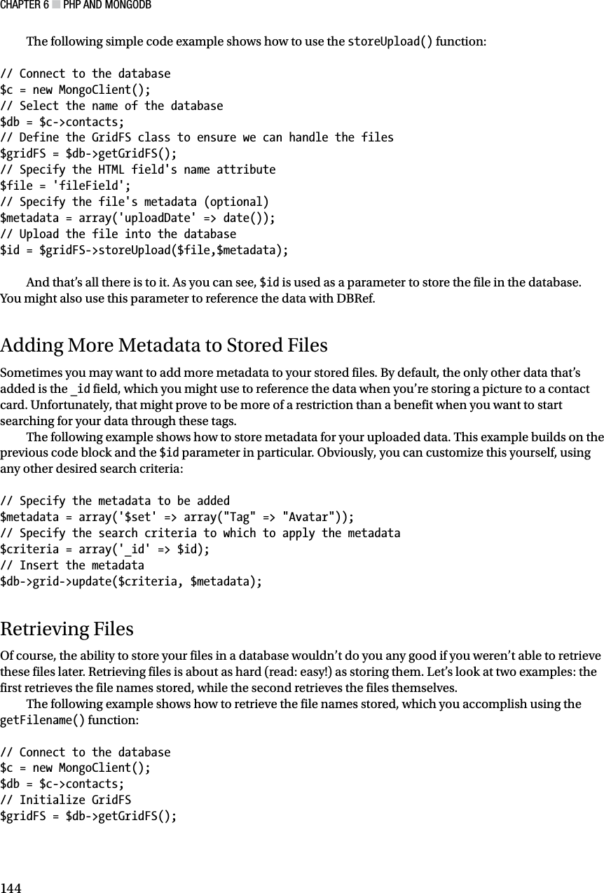 The Definitive Guide To MongoDB Mongo DB
