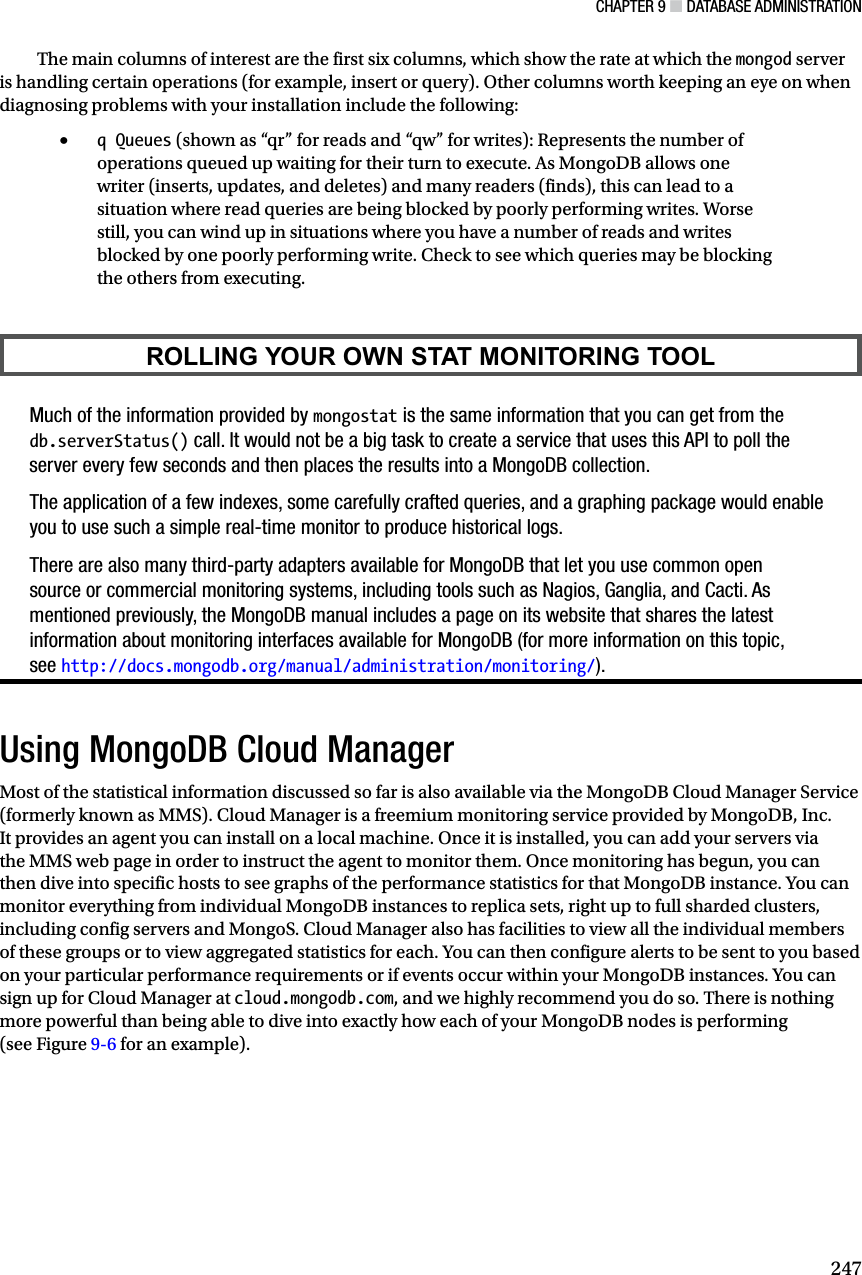The Definitive Guide To MongoDB Mongo DB