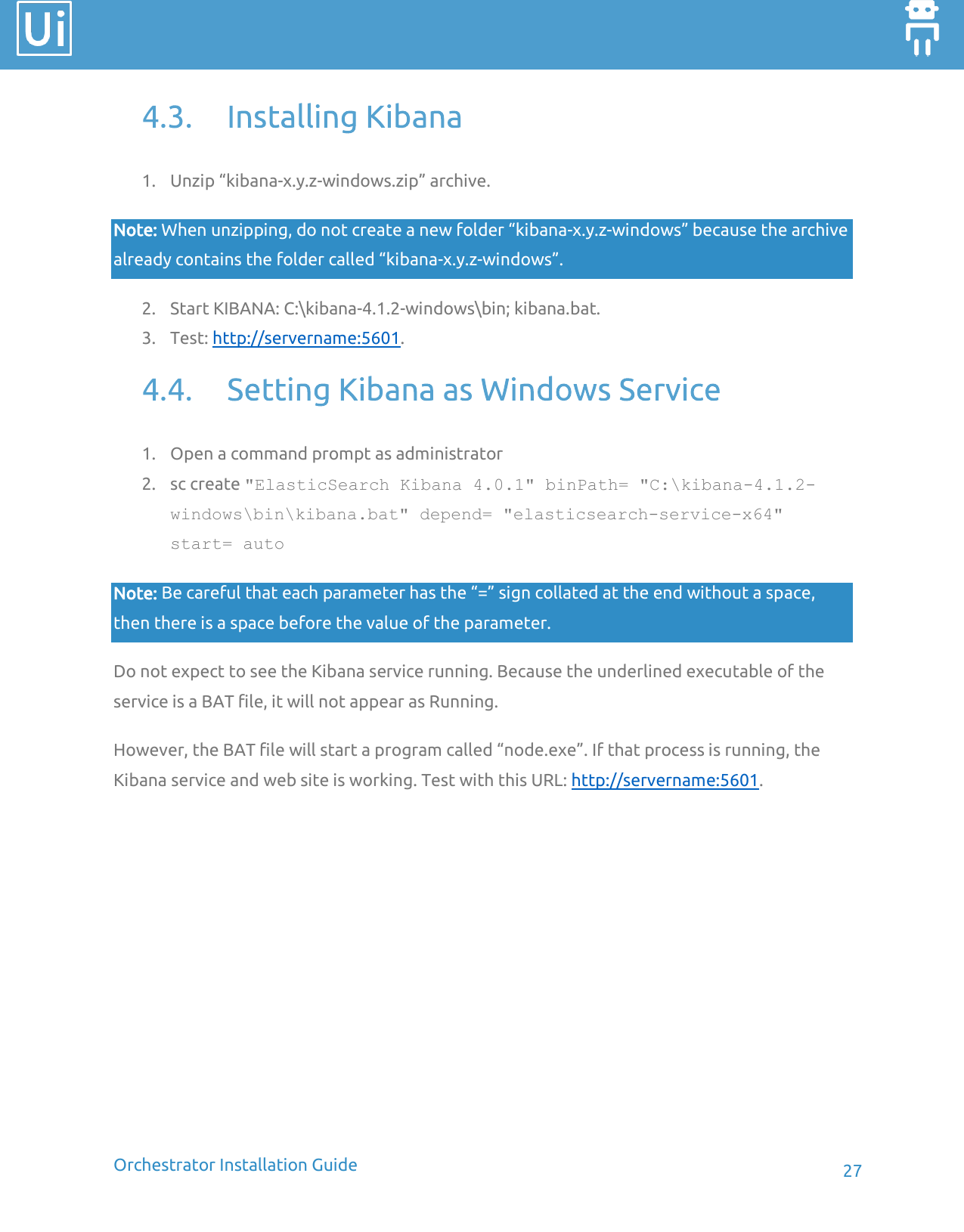Ui Path Orchestrator Installation Guide 2016 1