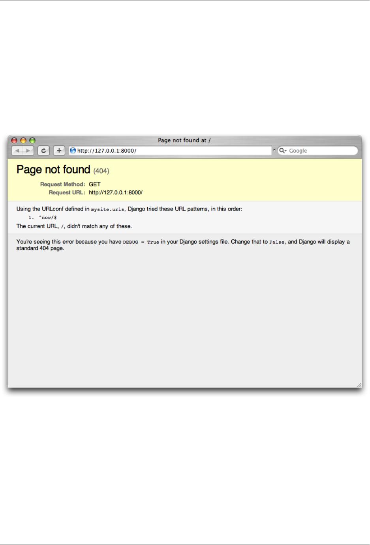 The Django Book User Manual