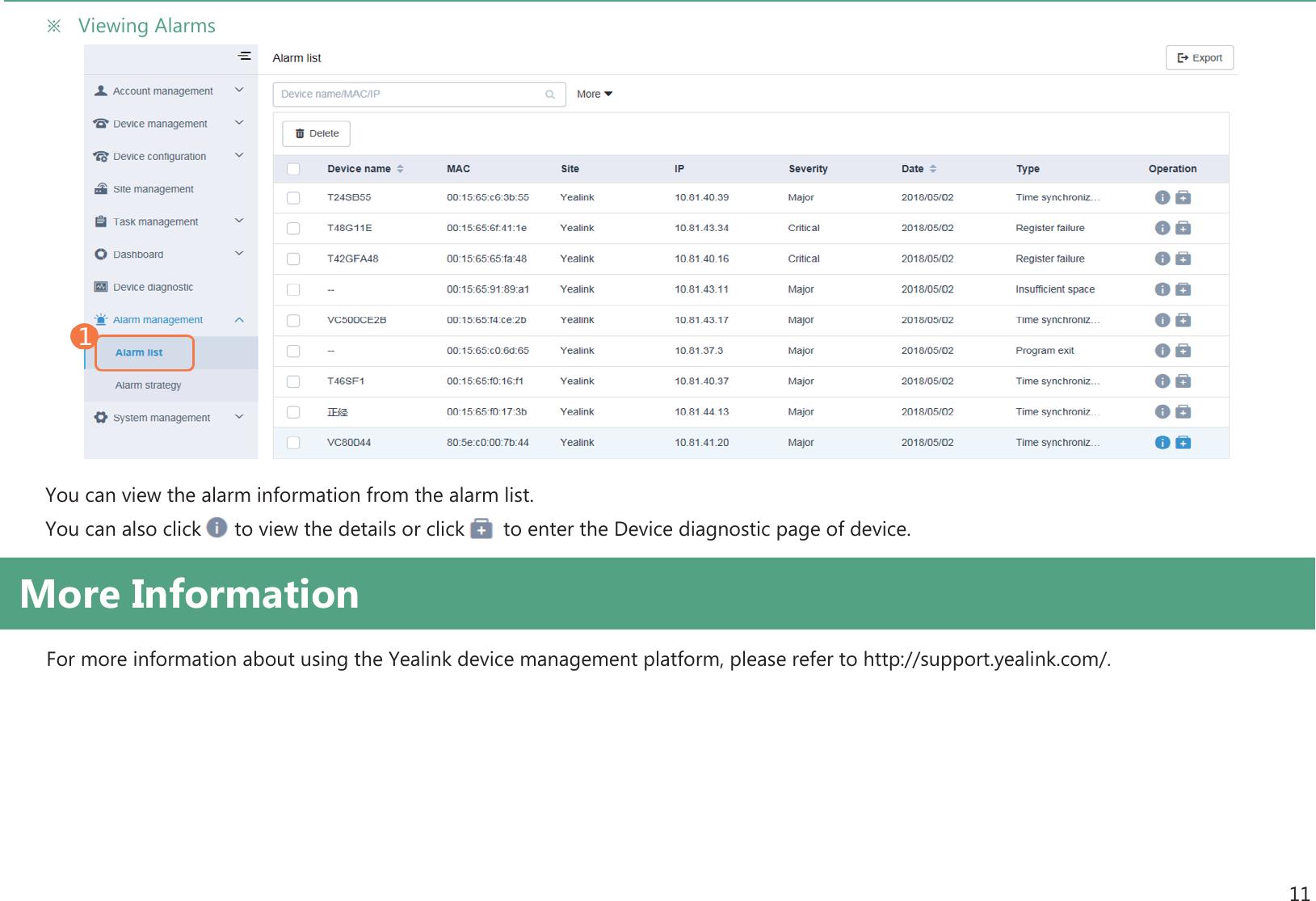 Yealink_Device_Management_Platform_Quick_Start_Guide_V2 0 0 14