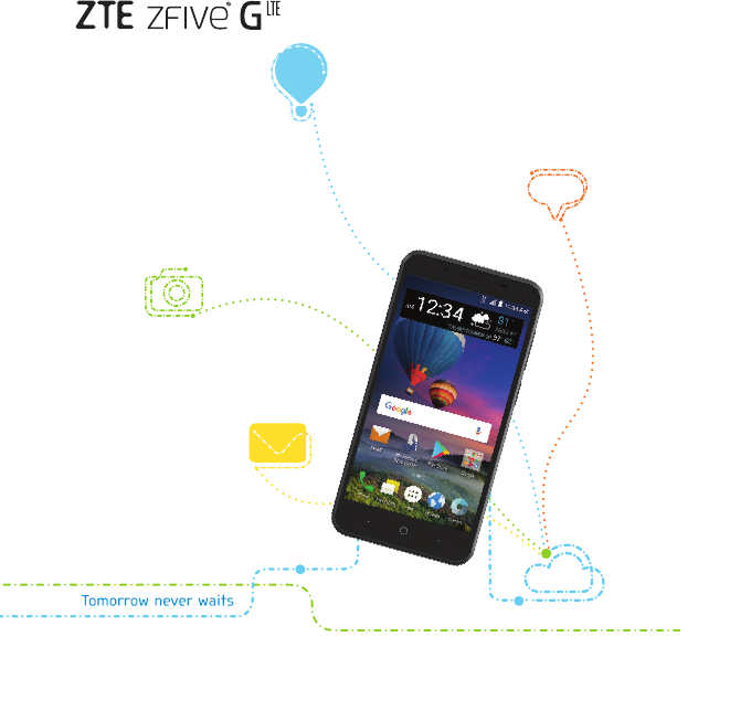 ZTE ZFIVE G LTE User Manual English PDF 1 68MB
