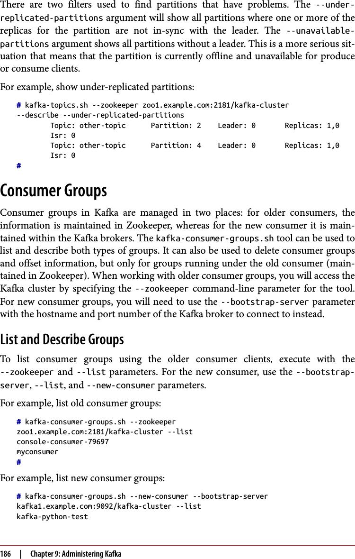 Kafka Client Example