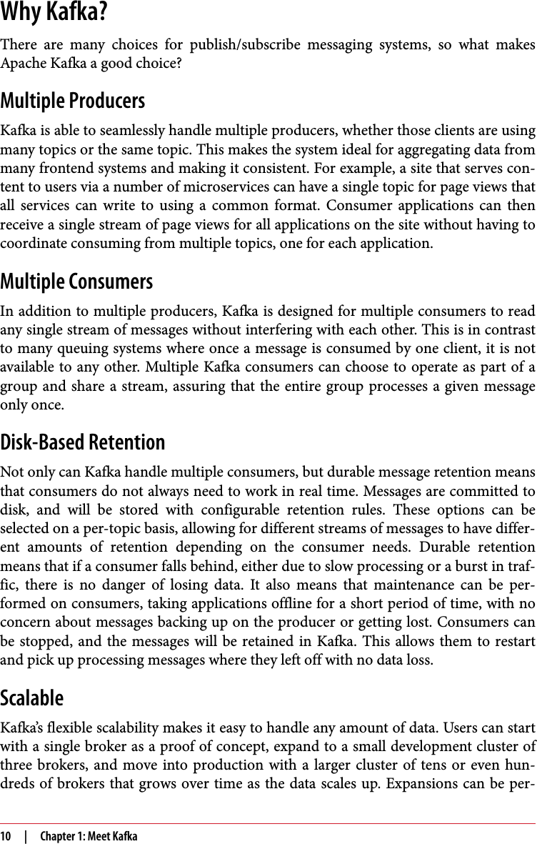Kafka: The Definitive Guide Confluent kafka