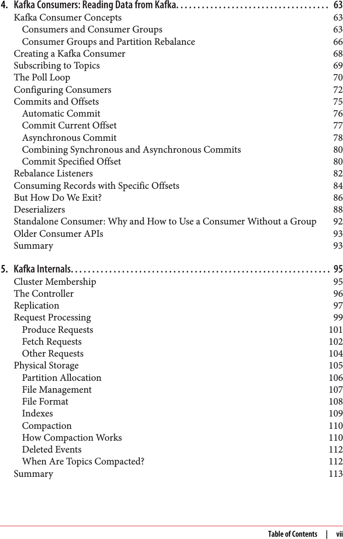 Kafka: The Definitive Guide Confluent kafka