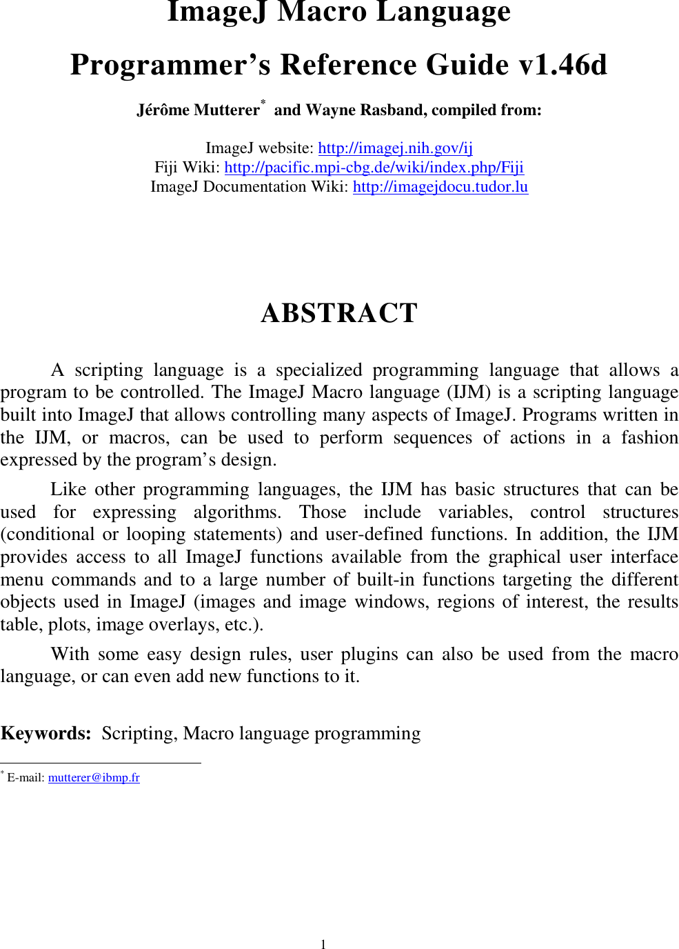 Macro_language Macro Reference Guide