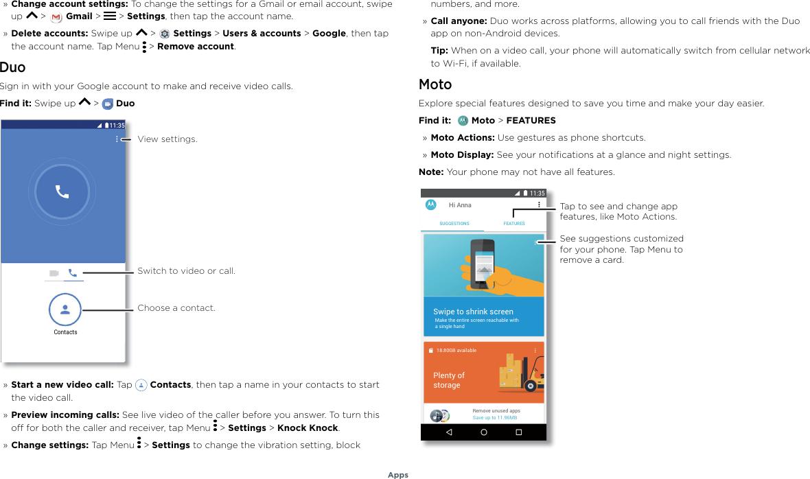 Motorola Moto E5 Play Manual verizon prepaid ug 04252018 en