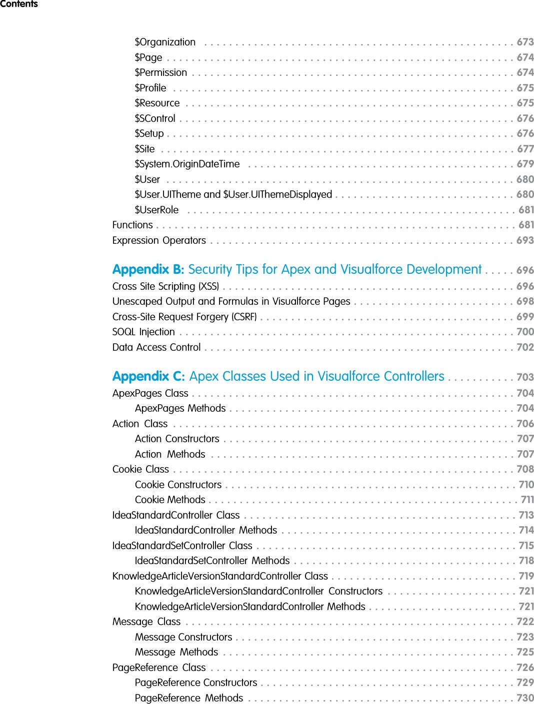 Visualforce Developer Guide Salesforce Pages Developers