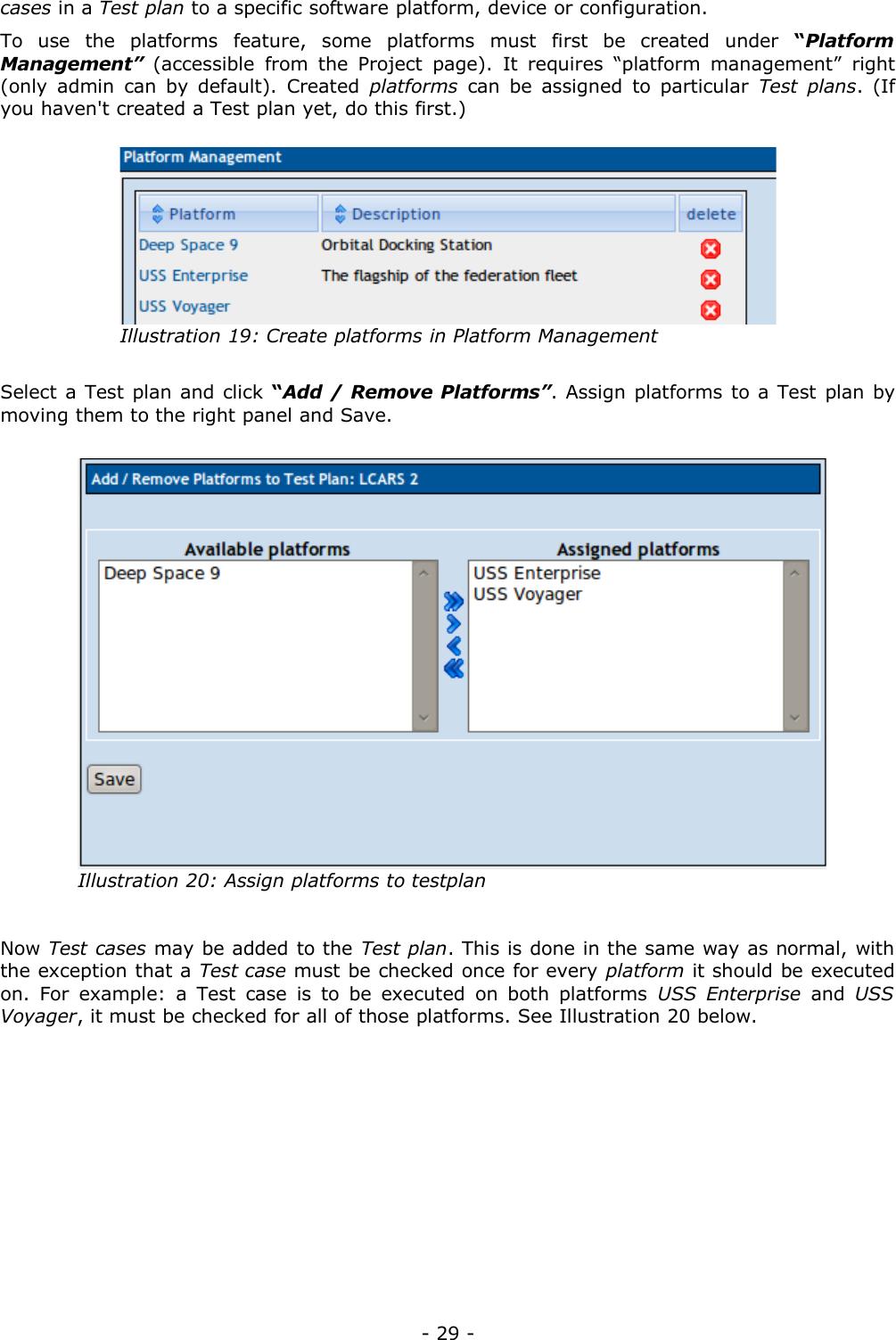 Link User Manual
