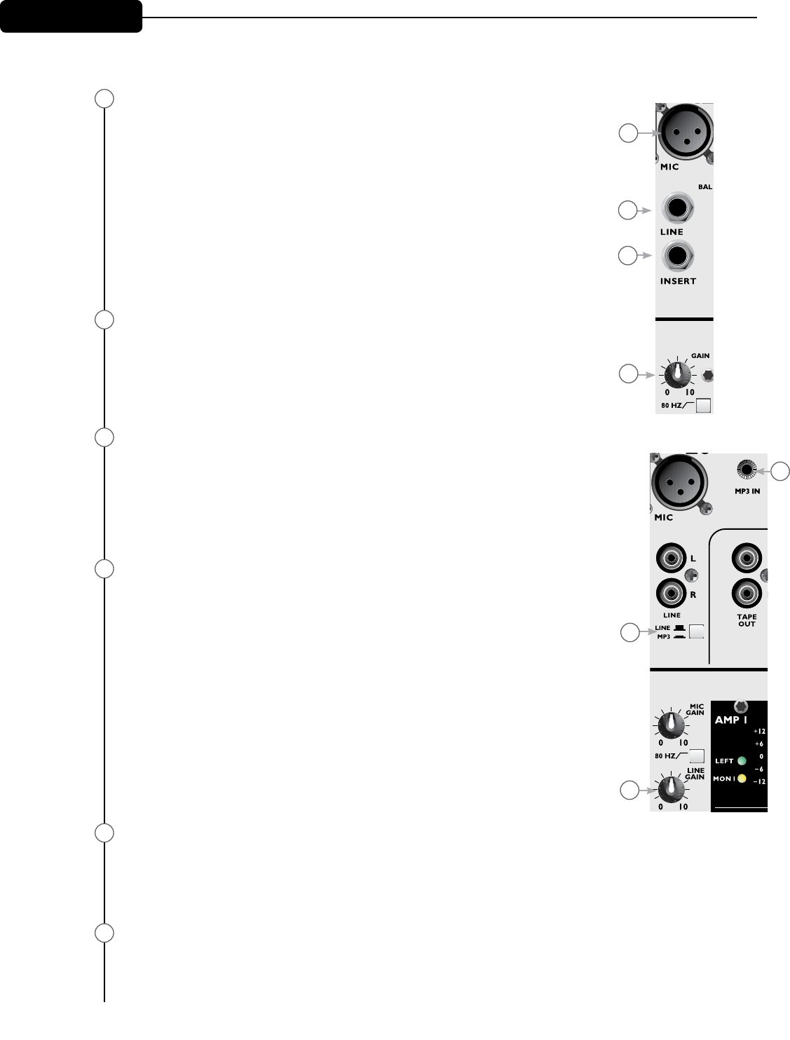 Rvfm US-102-B BLK tappo a pressione per Interruttore Nero