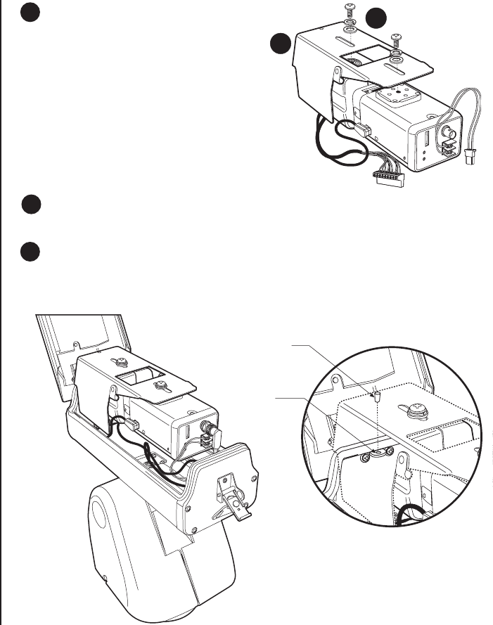 Pelco Esprit Es3012 Users Manual Series Positioning Systemmanual