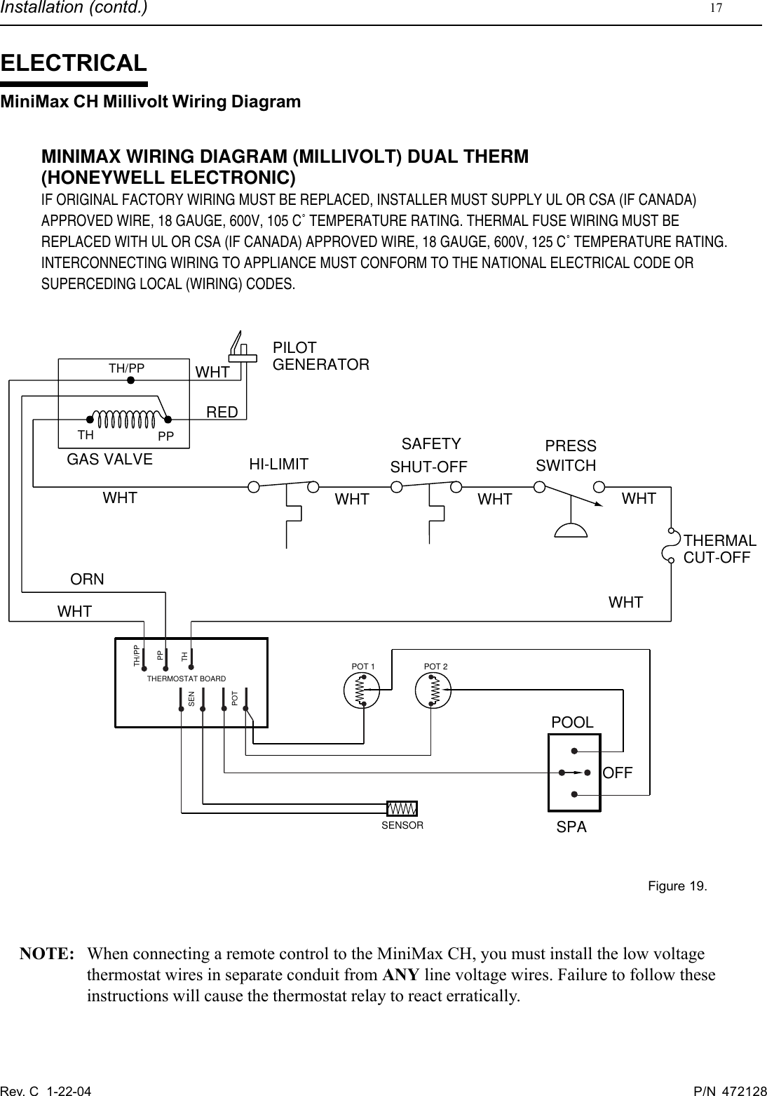 Millivolt Gas Valve Wiring Diagram On Natural Gas Valve Diagram
