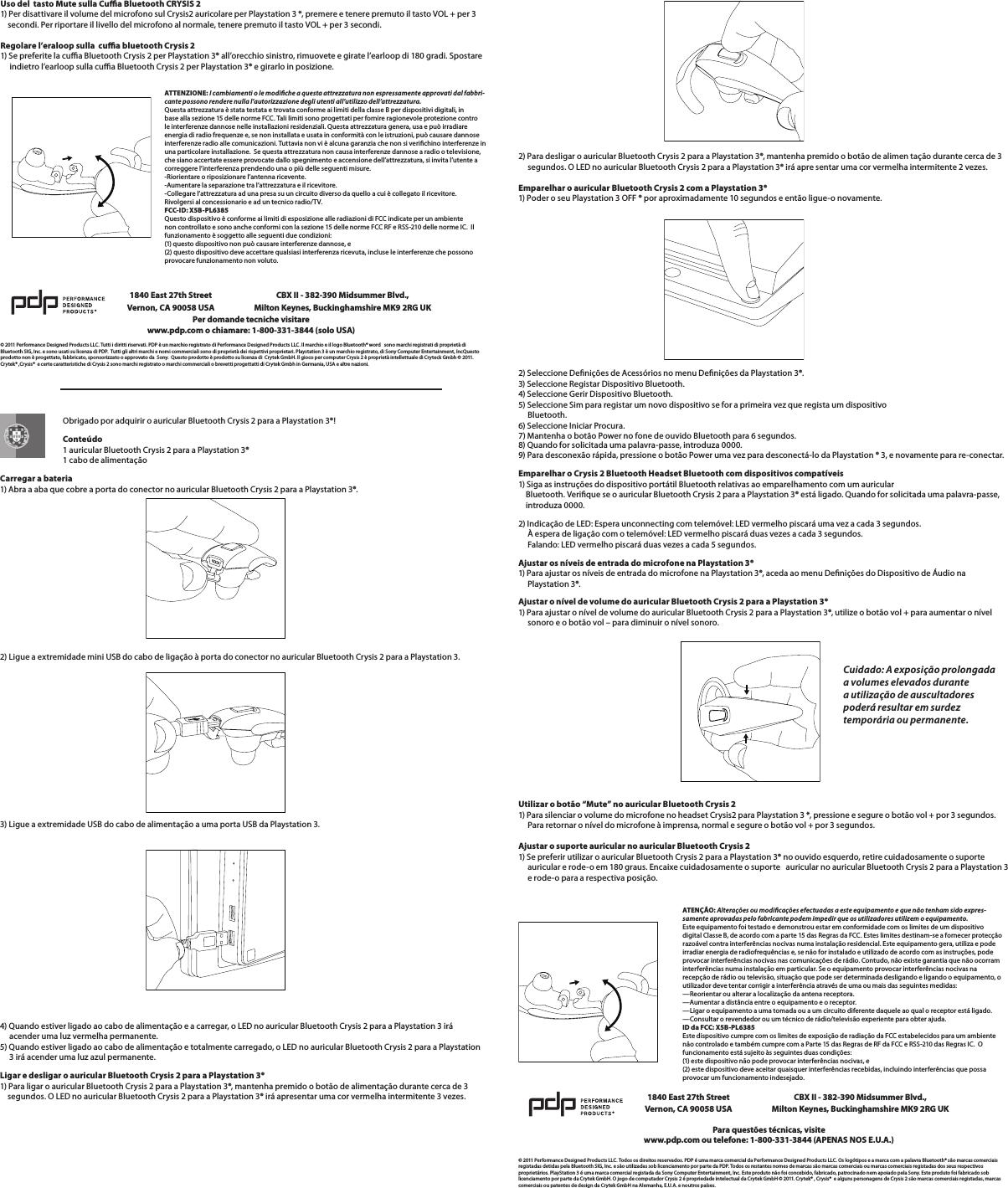 Ps3 Manual Uk Deere 4440 Tractor Wiring Diagram On 2003 Kia Sorento Parts Array Performance Designed Pl6385 Crysis2 Bluetooth Headset User Rh Usermanual Wiki