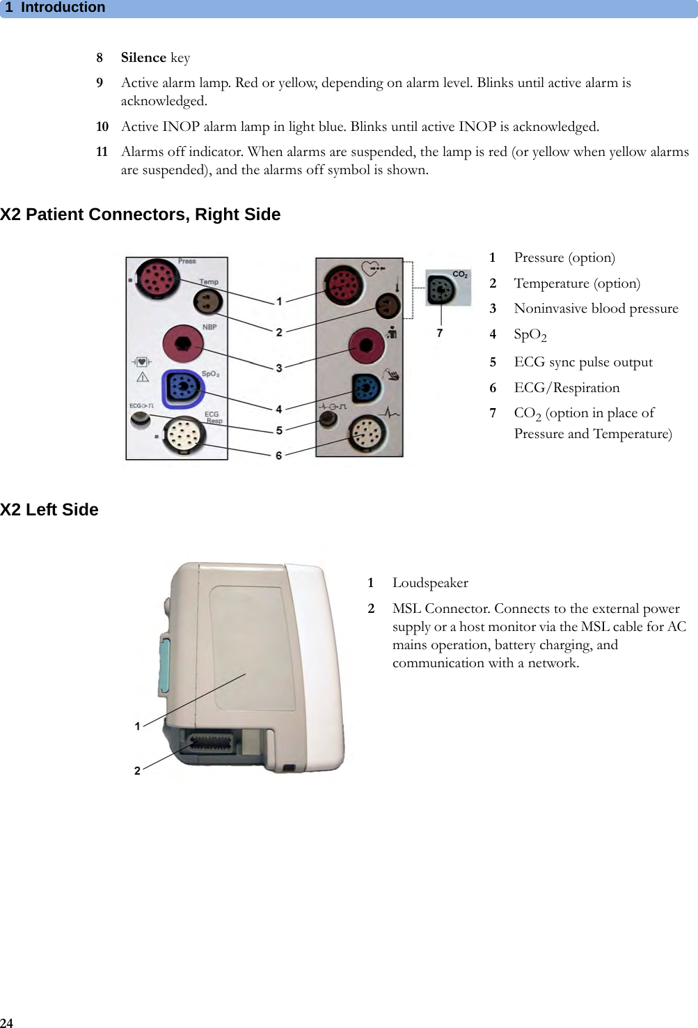 Philips Medical Systems North America SRRBV3 SRR Module User