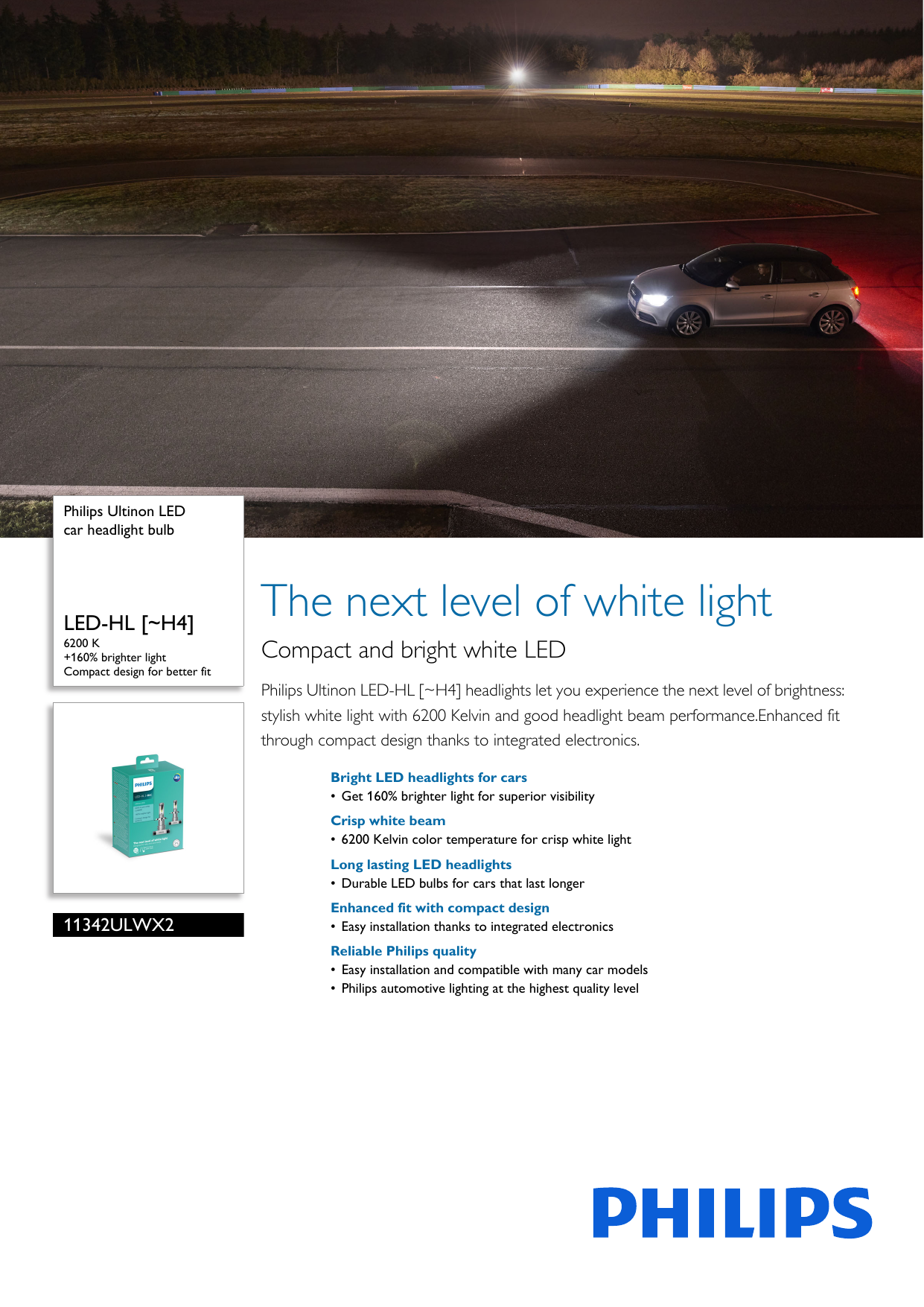 Philips Led Lights For Car  Philips Ultinon Led Red Exterior