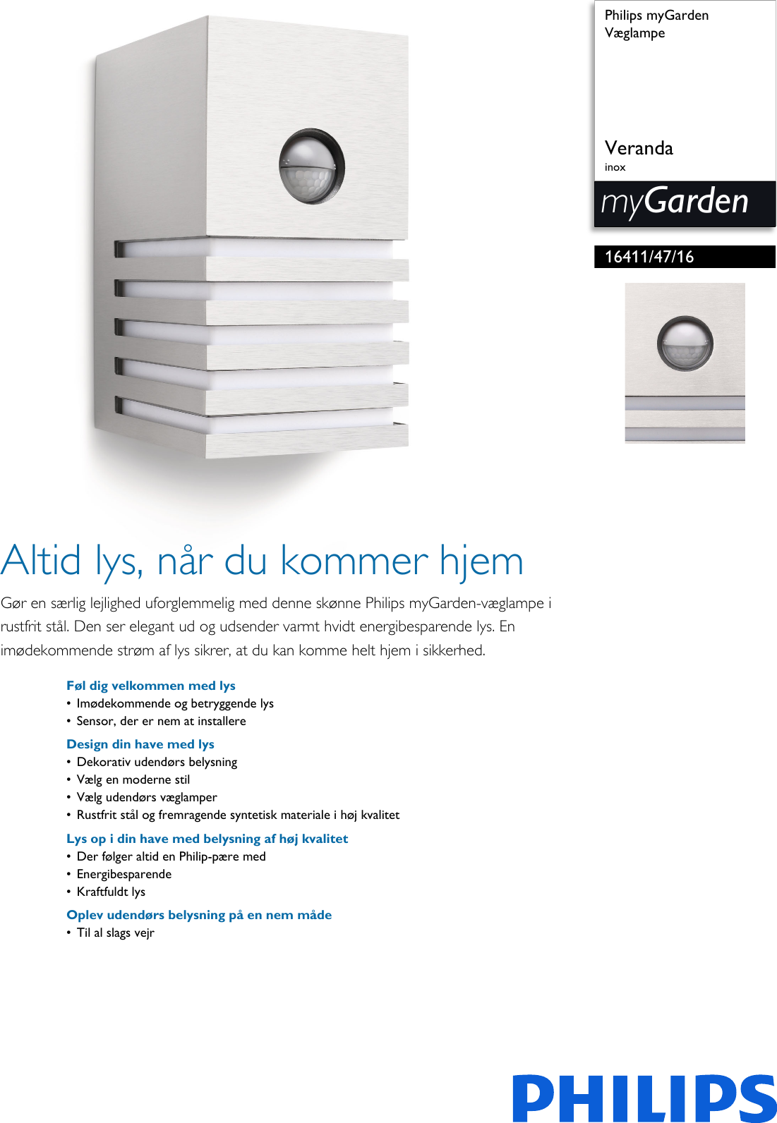 philips pære guide