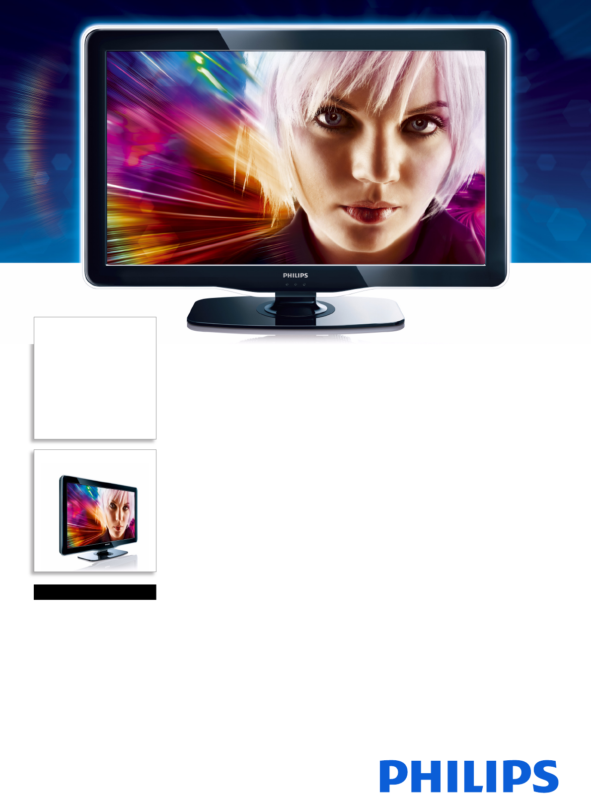 philips 32pfl5605 98 led tv with pixel plus hd user manual leaflet rh usermanual wiki