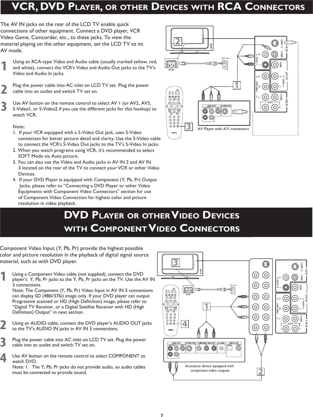 Philips 32TA1000/98 2632TA_QSG_AP_ENG1215r User Manual Quick