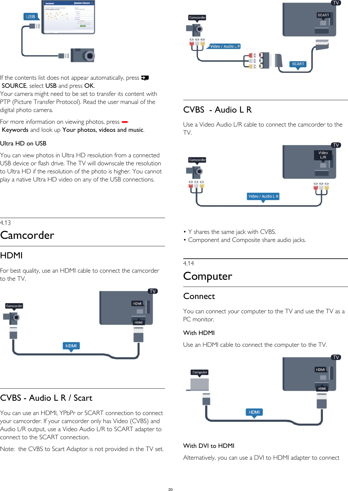 Philips User Manual 32pft6549 60 Dfu Eng