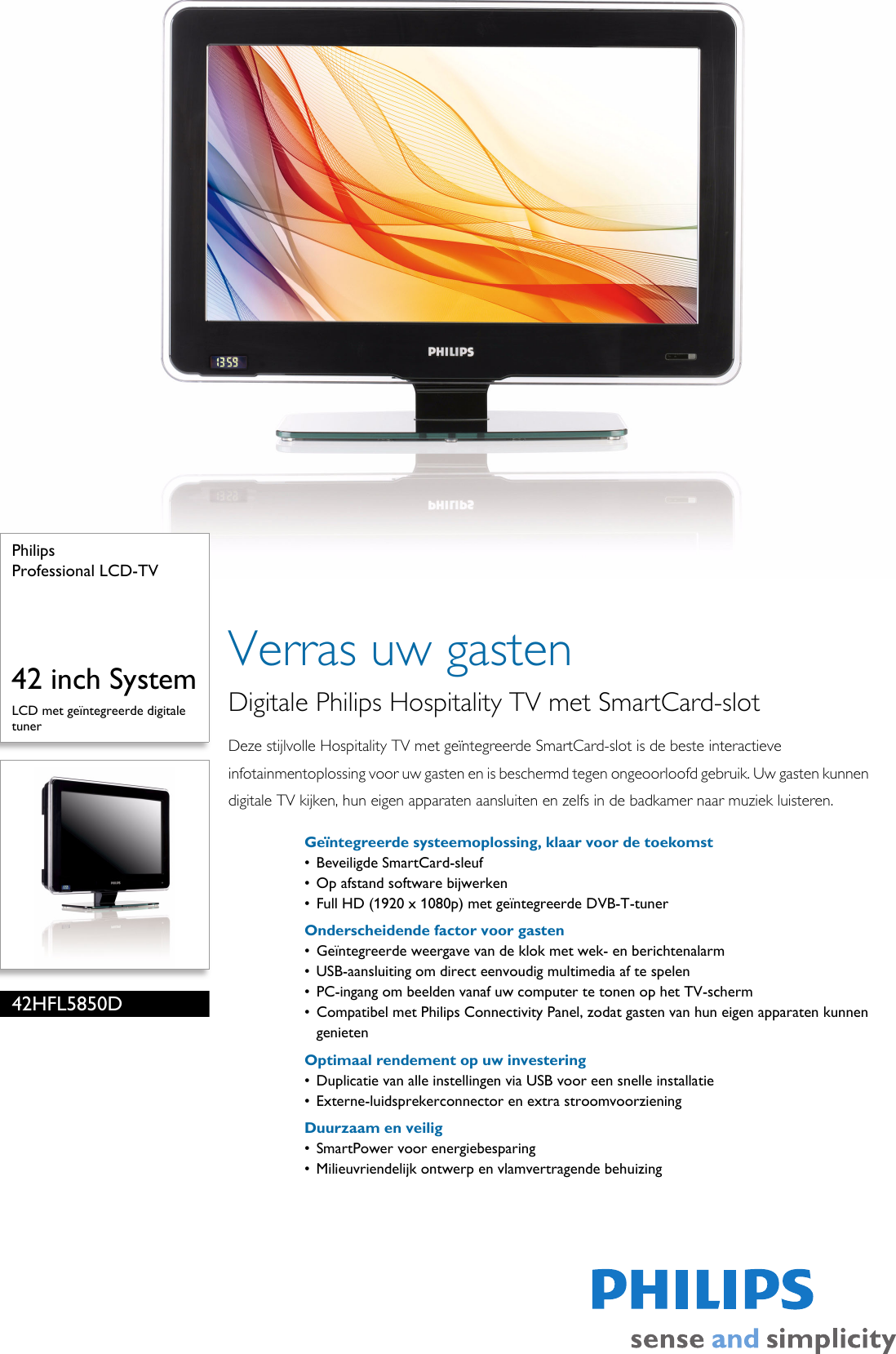 philips 42 inch lcd tv manual