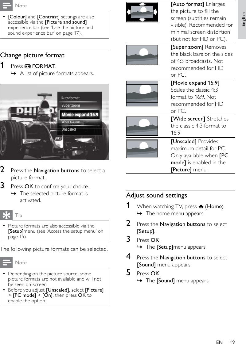 Philips 42PFL8654H/12 User Manual Felhasználói Kézikönyv