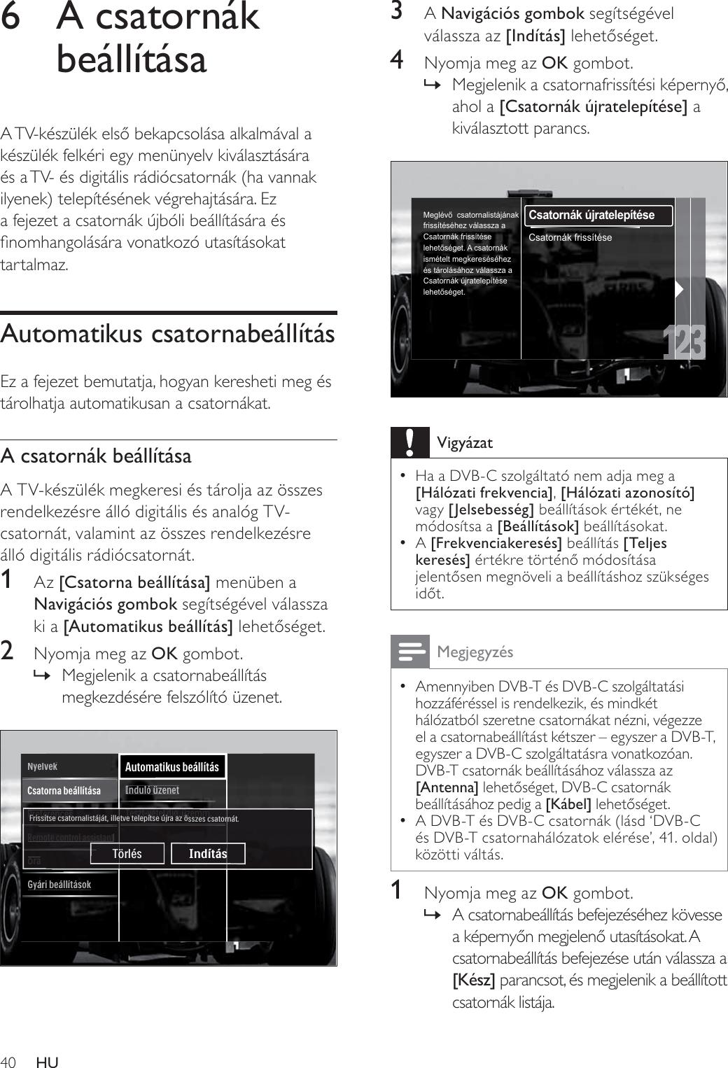 Philips 42PFL8684H/12 User Manual Felhasználói Kézikönyv
