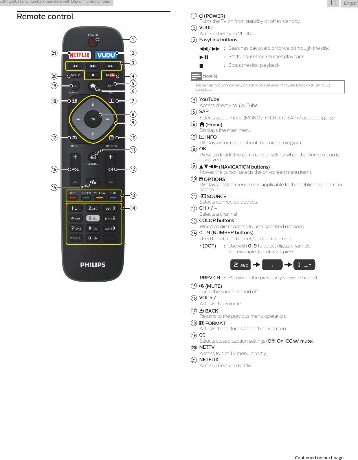 Philips 50PFL5601/F7 User Manual 50pfl5601 F7 Dfu Aen
