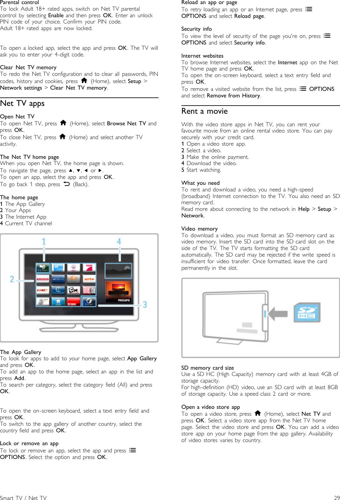 Philips 50PFL7956K/02 310432700513 User Manual Instrukcja