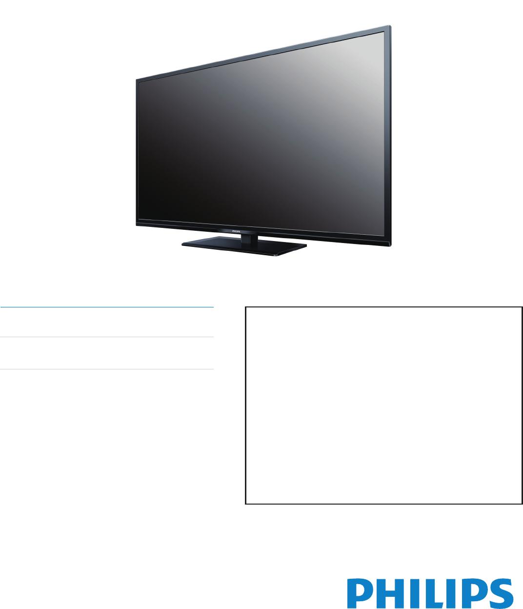 /Mando a Distancia 2/en 1/para TV para Audiovisual Video Philips Philips/