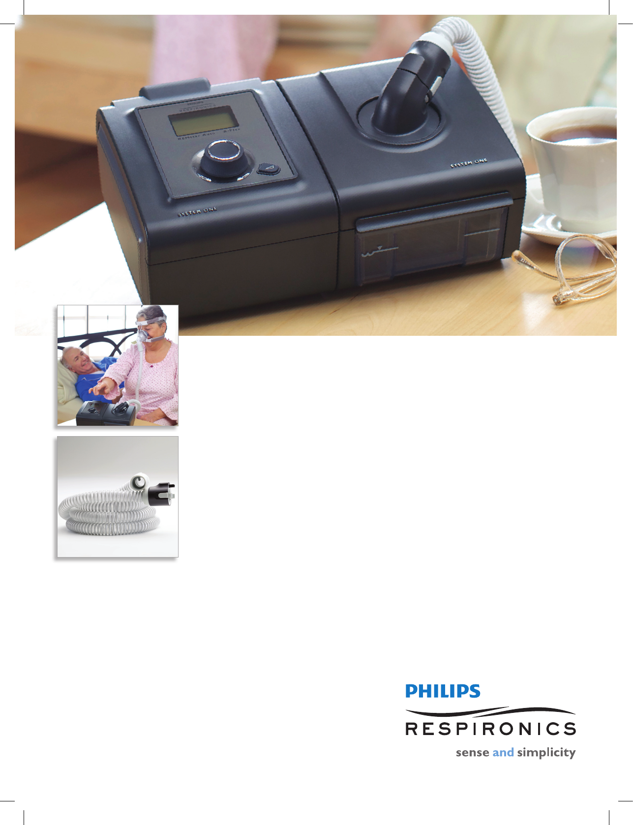 philips respironics system one heated humidifier manual