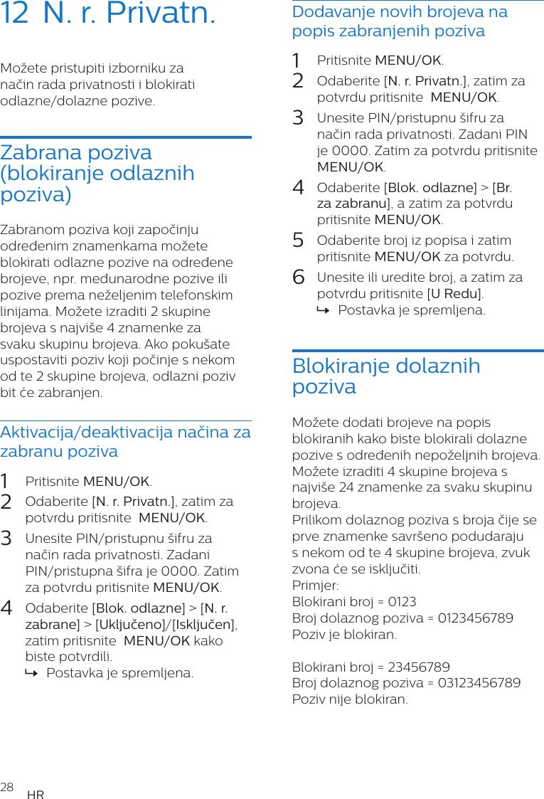 naslovi za primjere web stranica za upoznavanje
