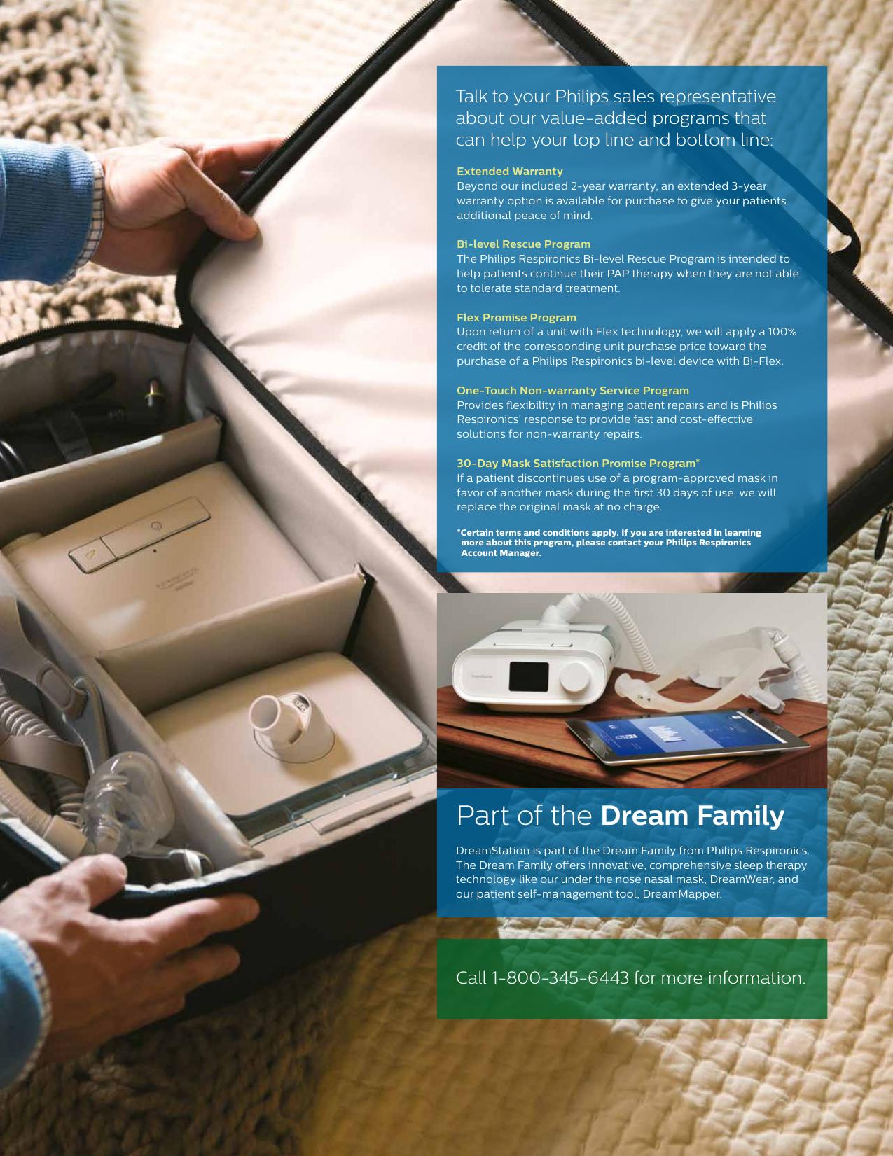 Philips Dream Station Brochure PR V2