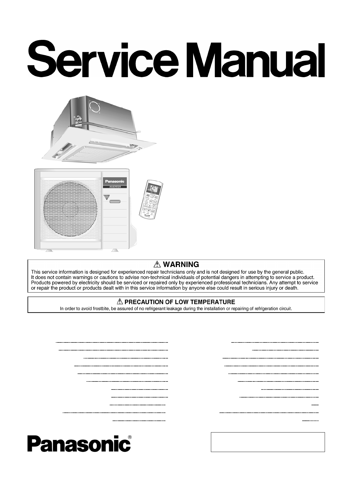 philips cs e15db4ew users manual panasonic air conditioner
