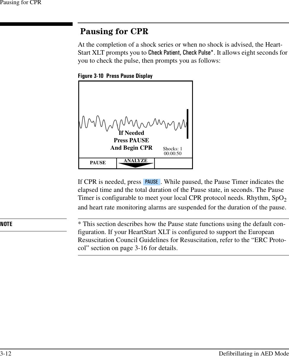 Philips Heartstart Xlt M3500B Users Manual