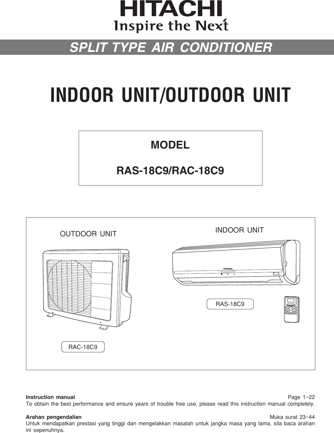 Philips Air Conditioner Rac 18c9 Users Manual En1 Cara Memeriksa Wiring Rangkaian